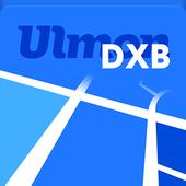 Dubai Offline City Map icon