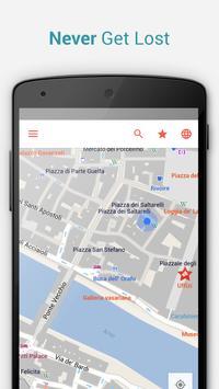 Florence Offline City Map apk screenshot