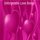 Unforgetable Love songs icon