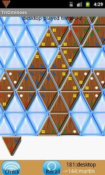 Triangular Dominoes poster