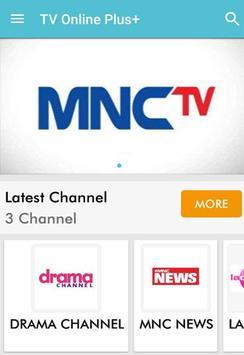 TV Online Plus screenshot 1
