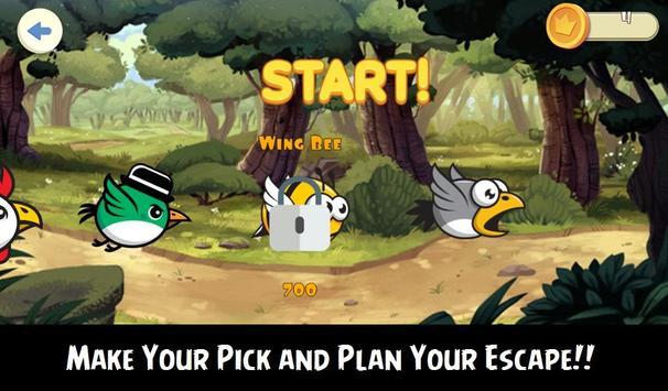Bird Escape Adventure screenshot 1