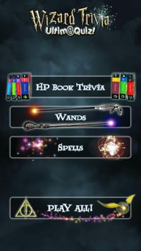 Harry Potter Wizard Quiz: U8Q poster