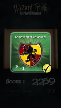 Harry Potter Wizard Quiz: U8Q screenshot 15