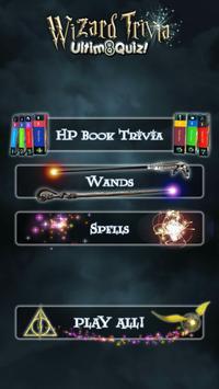 Harry Potter Wizard Quiz: U8Q screenshot 16