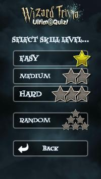 Harry Potter Wizard Quiz: U8Q screenshot 12