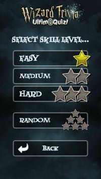 Harry Potter Wizard Quiz: U8Q screenshot 4