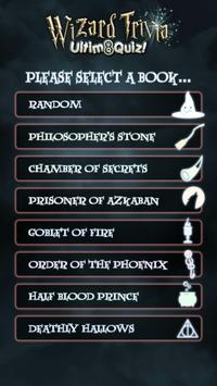 Harry Potter Wizard Quiz: U8Q screenshot 9