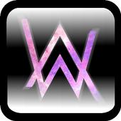 Alan Walker Alone icon