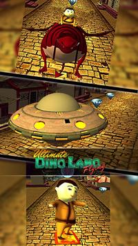 Ultimate Dino Land Flying apk screenshot