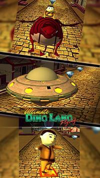 Ultimate Dino Land Flying screenshot 16
