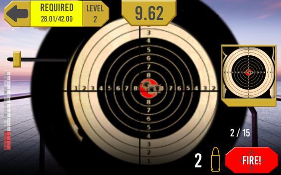 Ultimate Shooting Range Game apk screenshot