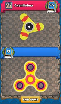 Ultimate Fidget Spinner Multiplayer screenshot 1