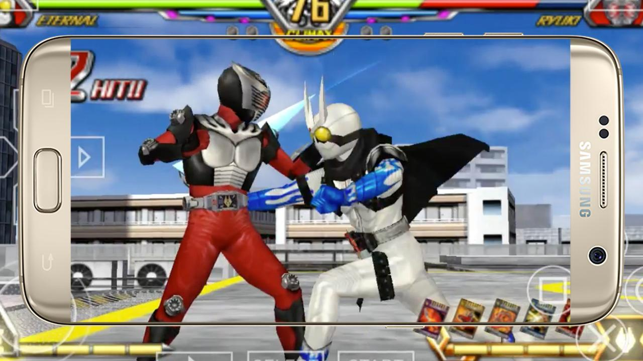 Chou Climax: Kamen Rider War Fighting for Android - APK Download