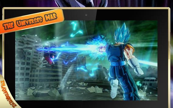 Ultimate Saiyan: Xenoverse Fusion poster