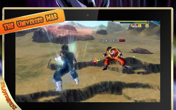 Ultimate Saiyan: Xenoverse Fusion screenshot 1