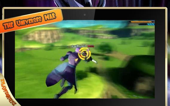 Ultimate Saiyan: Xenoverse Fusion screenshot 2