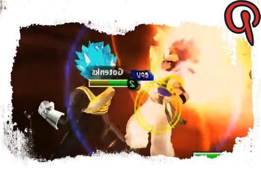 Saiyan Ultimate : Xenoverse Warriors poster