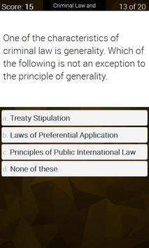 Criminologist Licensure Exam Ultimate Review screenshot 14