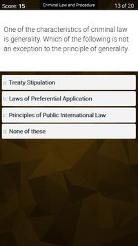 Criminologist Licensure Exam Ultimate Review screenshot 2