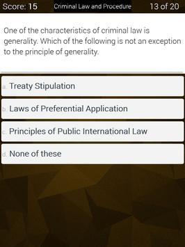 Criminologist Licensure Exam Ultimate Review screenshot 8