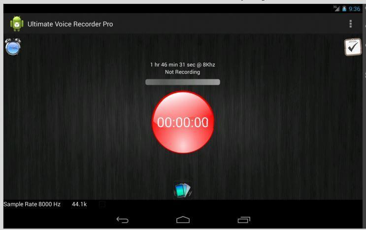 Ultimate Voice Recorder for Android - APK Download