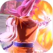 Super Saiyan Power : fighter Legend Of Goku Battle icon