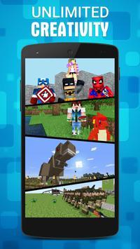 Mods & AddOns Master for MCPE (Minecraft PE) apk screenshot