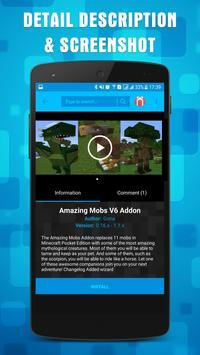 Mods for MCPE screenshot 2