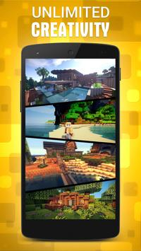 Resources Packs for Minecraft screenshot 4