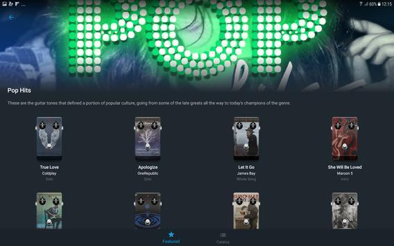 Tonebridge Guitar Effects apk screenshot