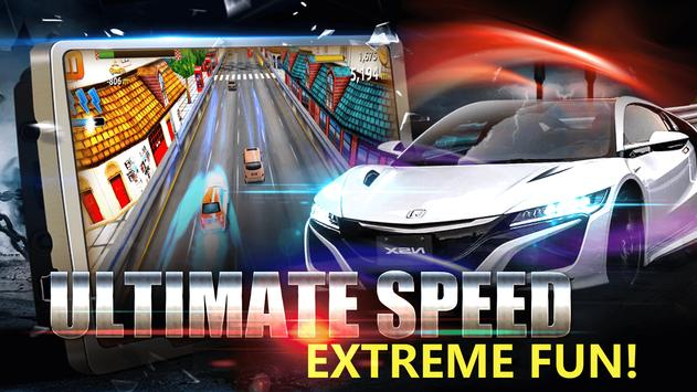 Highway Ultimate Speed 2017 poster