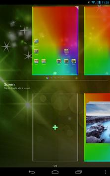 ColorMix Thu GO Launcher Theme screenshot 3