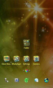 ColorMix Thu GO Launcher Theme screenshot 4