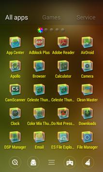 ColorMix Thu GO Launcher Theme screenshot 5