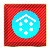 SL Red Carbon Theme icon