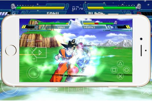 Ultimate Dragon Xenoverse Saiyan Hero screenshot 2