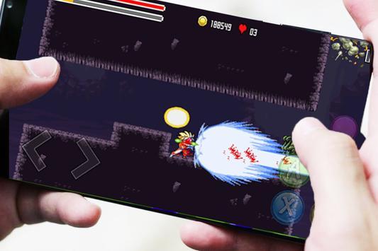 Goku Ultimate: Super Hero Run poster