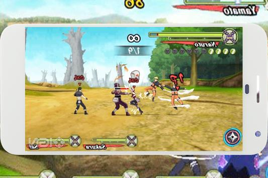 download naruto ultimate ninja heroes mod apk