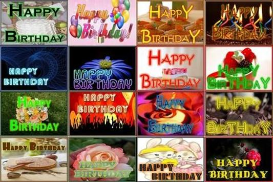 card birthday download games