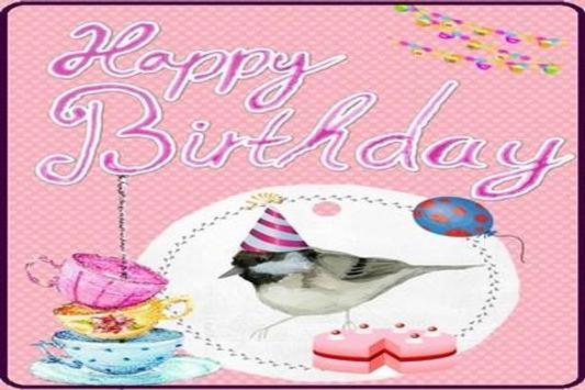 Happy Birthday Greeting apk screenshot