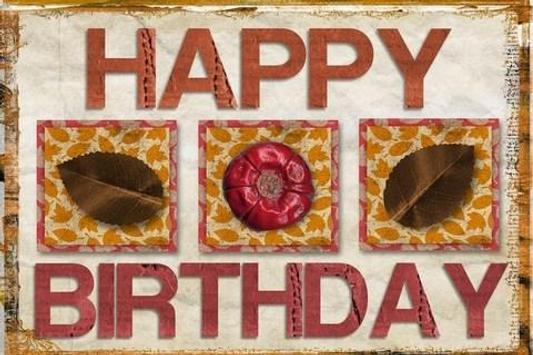 Happy Birthday Card apk screenshot