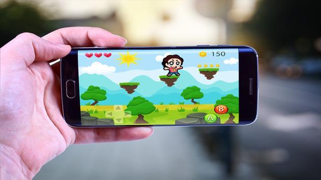 Steven Super Mega Dash apk screenshot