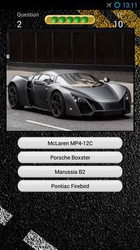 Ultimate Cars Quiz screenshot 4