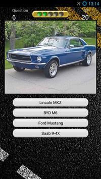 Ultimate Cars Quiz screenshot 2