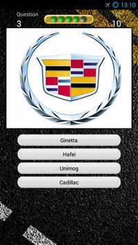 Ultimate Cars Quiz screenshot 3