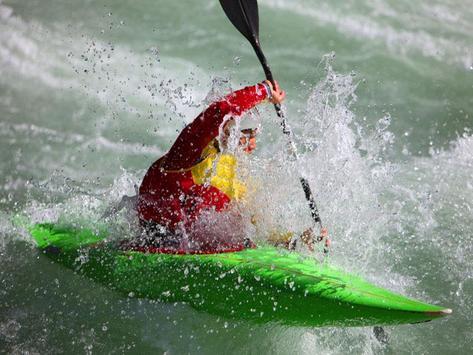 Rapid Kayak Puzzle apk screenshot