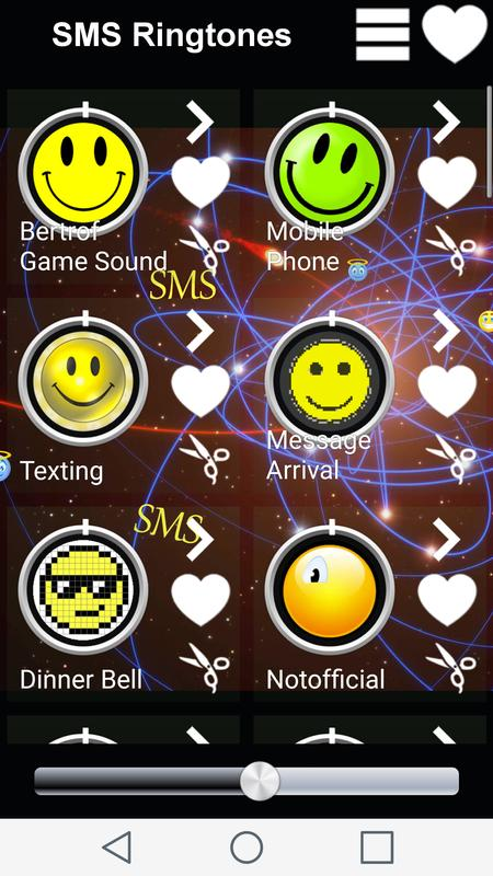 Scary sms ringtone: mobile ringtone app for android apk download.