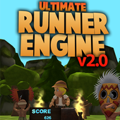 Ultimate Endless Runner Engine 2018 icon