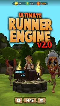 Ultimate Endless Runner Engine 2018 poster